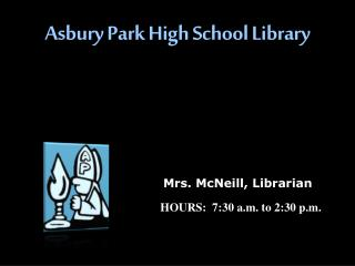 Asbury Park High School Library