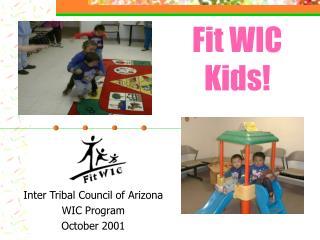 Fit WIC Kids