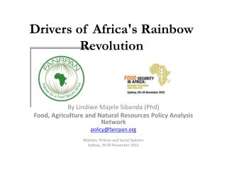 Drivers of Africa's Rainbow Revolution