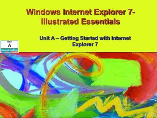 Windows Internet Explorer 7-Illustrated Essentials