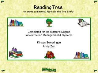 ReadingTree An online community for kids who love books