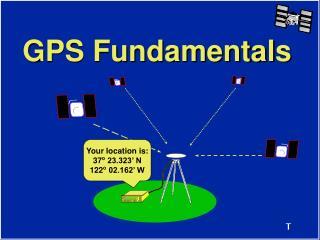 GPS Fundamentals