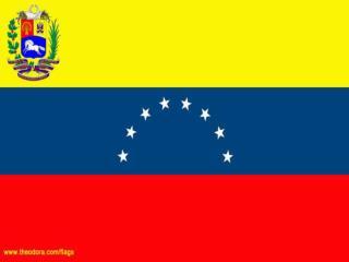 La Geografía de Venezuela