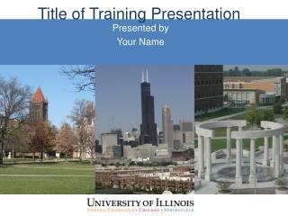 Presentations A brief introduction