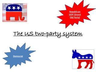 The US  t wo-party system