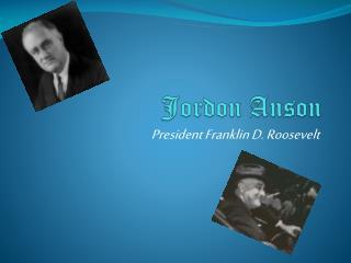 Jordon Anson