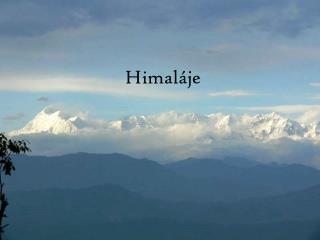 Himaláje