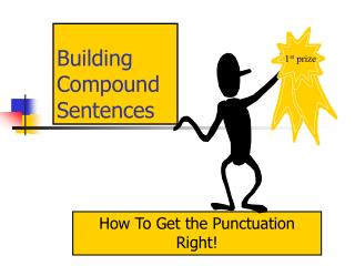 Building Compound Sentences