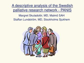 A descriptive analysis of the Swedish palliative research network - PANIS