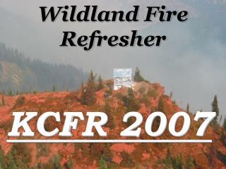 KCFR 2007