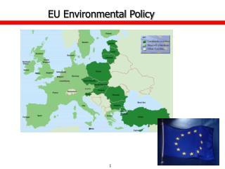 EU Environmental Policy
