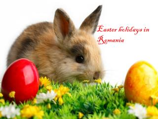 Easter holidays in Romania