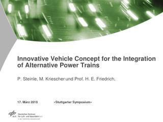 17. März 2010»Stuttgarter Symposium«