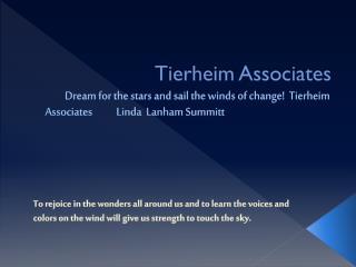 Tierheim  Associates