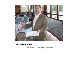 Dr. Markus Muller