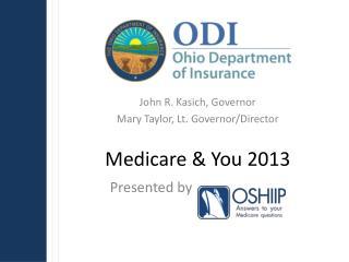 Medicare & You 2013