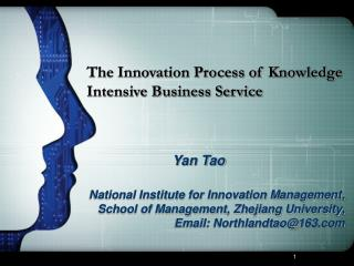 The Innovation Process of Knowledge Intensive Business Service