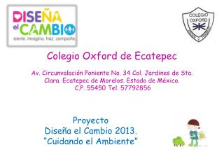 Colegio Oxford de Ecatepec
