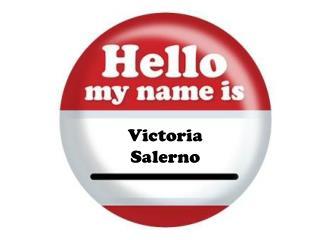 Victoria Salerno