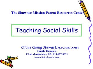 The Shawnee Mission Parent Resources Center