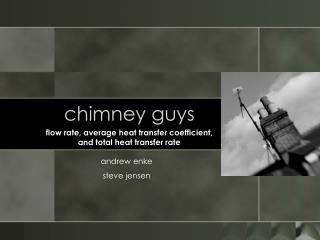 chimney guys