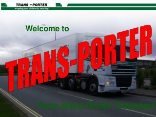TRANS-PORTER