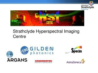 Strathclyde Hyperspectral Imaging Centre