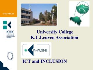 University College K.U.Leuven  Association