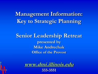How can Management Information help you?