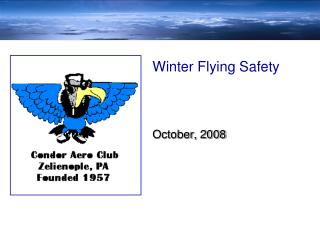 Winter Flying Safety