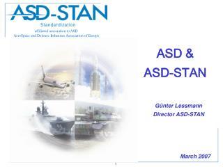 ASD &           ASD-STAN
