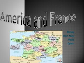 America and France