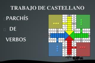 TRABAJO DE CASTELLANO