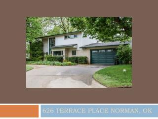 626 Terrace Place Norman, Ok