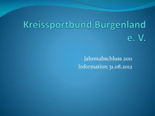 Kreissportbund Burgenland e. V.