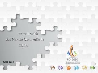 Actualización      del Plan de Desarrollo de CUCEI