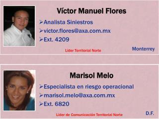 Víctor Manuel Flores