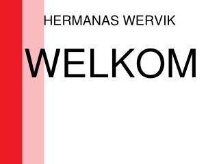 HERMANAS WERVIK