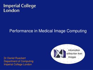Performance in Medical Image Computing