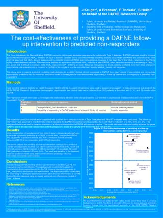 The cost-effectiveness of providing a DAFNE follow-up intervention to predicted non-responders
