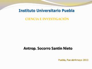 Instituto Universitario Puebla