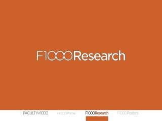 Introduction to  f1000Research