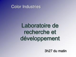 Color  Industries