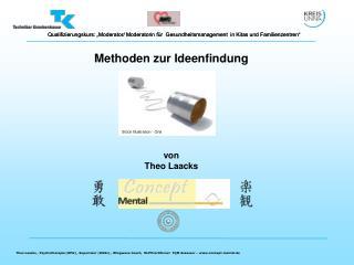 Methoden zur Ideenfindung von Theo Laacks
