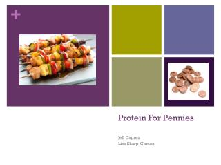 Protein For Pennies