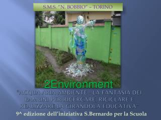 9^ edizione dell'iniziativa S.Bernardo per la Scuola