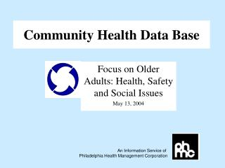 Community Health Data Base