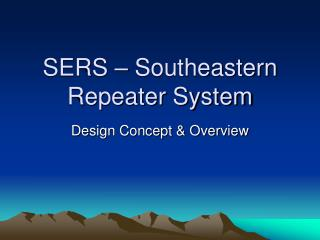SERS – Southeastern Repeater System