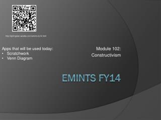 eMINTS  FY14