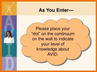 As You Enter---
